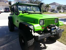green jeep rubicon show me some lime green jeeps jeep wrangler forum