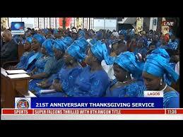 21st anniversary thanksgiving service sermon prt 1 watsupafrica
