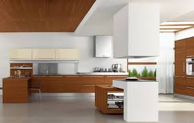 kitchen cabinet modern grey kitchen cabinet with orange back