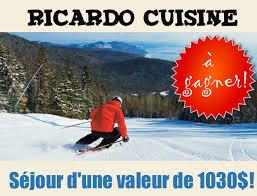 ricardo cuisine concours concours ricardo cuisine gagnez un séjour à l hôtel la ferme de