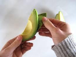 How To Clean A Flesh Light How To Slice An Avocado Photo Tutorial Recipe
