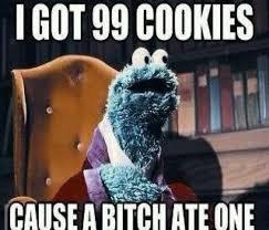 Pimp Meme - cookie monster is a pimp meme by greyjedi memedroid