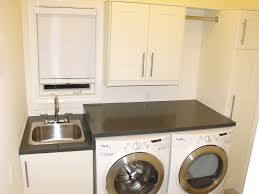 Cute Laundry Room Decor Ideas by Articles With Laundry Room Sink With Washboard Tag Laundry Room