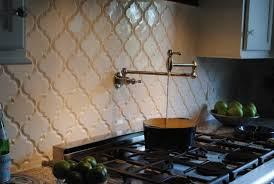 beautiful kitchen backsplashes chestha moroccan backsplash design