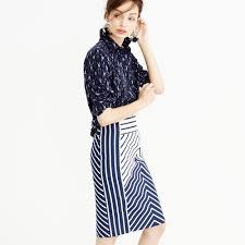 striped pencil skirt dress ala navy blue and white striped pencil skirt dress ala