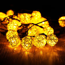 Orange Solar String Lights by Compare Prices On Solar Lights Rattan Online Shopping Buy Low
