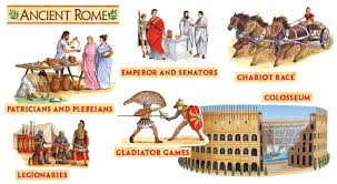 amazon com scholastic teacher u0027s friend ancient rome bulletin