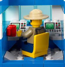Lego Office by Lego 4205 U2013 Off Road Command Center I Brick City