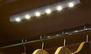 Led Ceiling Strip Lights by Motion Activated Led Strip Light Groupon Goods