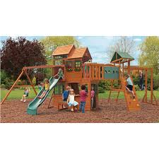 furniture interesting cedar summit playset for playground