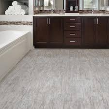 white kitchen cabinets with vinyl plank flooring brushed white 16 in w x 32 in l luxury vinyl plank flooring 24 89 sq ft