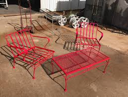 Iron Patio Furniture Phoenix by Gallery Amalfi Powder Coating