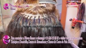 Infusions Hair Extensions by Very Short Hair Extensions Extensiones En Cabello Supercorto