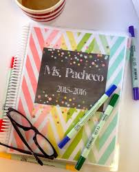 school therapist planner personalized for you by farmgirljournals
