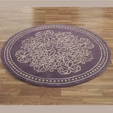 Purple Carpets Area Rugs Magnificent Bright Inspiration Purple Area Rug Nice