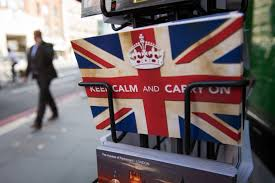 keep calm and carry on u0027 is clichéd it u0027s also missing two thirds