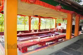 Restaurant Mats Mowgli Restaurant Mats Accommodation And Restaurants Hampi