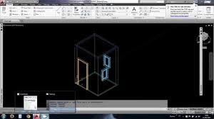 Autocad Kitchen Cabinet Blocks How To Draw A Small Cabinet In Autocad Youtube