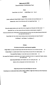 Tips For Writing A Resume Ovo Bistro Byo On Twitter