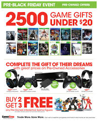 gamestop announces pre black friday sales event check out all