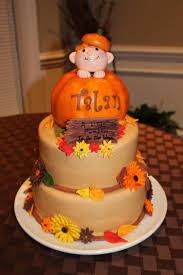 pumpkin cake decoration ideas best 10 november baby showers ideas on pinterest baby shower