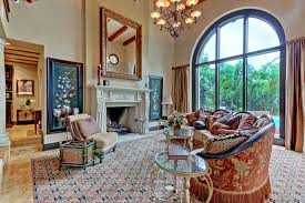 Tuscan Style Living Room Gracious Tuscan Style Home In Yorba Linda