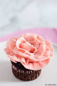 cupcake flowers how to make cupcakes tutorial by the baker
