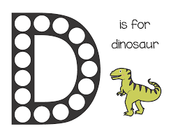 Halloween Dot To Dot Printables by Dinosaurs Do A Dot Printables Free Gift Of Curiosity