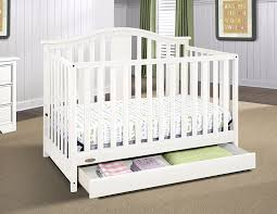 Convertible Cribs With Storage Graco Solano 4 In 1 Convertible Crib With Drawer