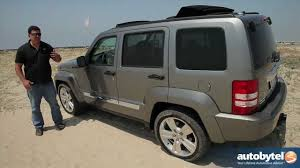 2012 jeep liberty test drive u0026 suv video review youtube