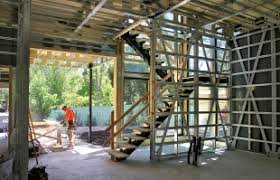 Banister Pipeline Construction How Fab Can Prefab Be News Palo Alto Online