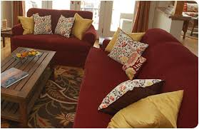 Stretch Slipcover For Couch Before And After Customer Room Makeovers Sure Fit Slipcovers