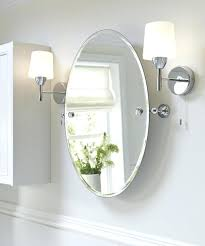 Decorating Ideas For Bathroom Mirrors Bathroom Mirror Designs Oval Home Depot Bathroom Mirrors With