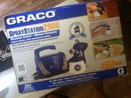 my review of graco spray station 2900 u2013 the bachelorette pad flip
