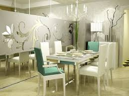 dining room decorative modern dining room table decor endearing