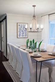 fixer upper hgtv dining room shiplap intentionaldesigns com