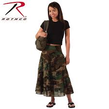 women s skirts rothco womens knee length skirt