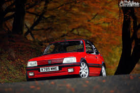 peugeot cars 1985 limelight peugeot 205 cti autolifers