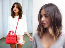 trendy lob hairstyles for a cutest look pretty hairstyles com