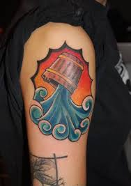 aquarius tattoo art and designs