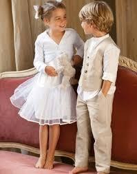 tenue enfant mariage quel d enfant vous fait craquer cérémonie de mariage