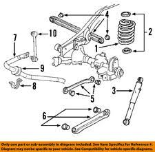 25 187618 Car U0026 Truck Shocks U0026 Struts For Hummer Ebay