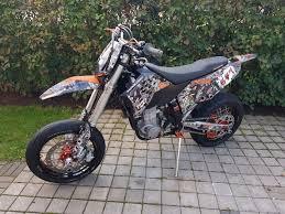 ktm 530 exc 500 cm 2009 riihimäki motorcycle nettimoto