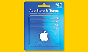 gift card packs get a 4 pack of 10 itunes gift card for just 34 today only