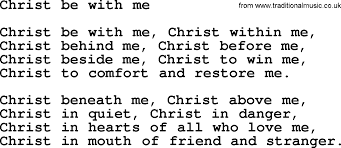 Comfort Me Lyrics Hymns And Songs For The Eucharist Communion Christ Be With Me