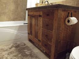Mission Vanity Bathroom Cabinets Amish Bathroom Vanity Solid Wood All Wood