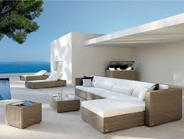 Best GARDEN FURNITURE Images On Pinterest Garden - Modern outdoor sofa sets