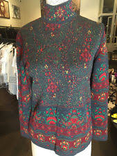 emanuel ungaro 100 wool sweaters for women ebay