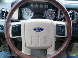 2009 ford f250 super duty king ranch crew cab 4x4 in dark blue