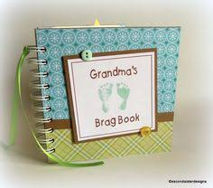s brag book photo album details about personalised new baby s boasting brag book